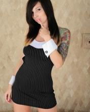 ivysnow-tattoo-bigtits-heels-nude-tease-handbra-002